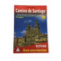 Camino De Santiago Guia...