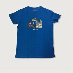 Camiseta  Kukuxumusu...