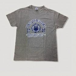 Camiseta universitaria Burgos