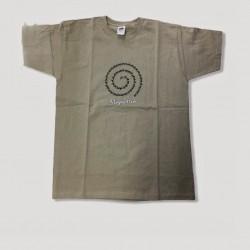 Camiseta Atapuerca espiral
