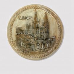 Plato cerámica Catedral de...