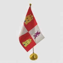 Banderín Castilla y León