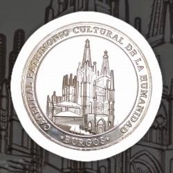 Moneda Catedral de Burgos....