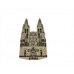 Iman madera Catedral de Burgos