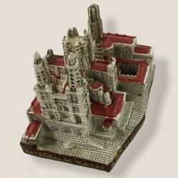 Catedral de Burgos maqueta