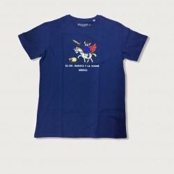 Camiseta Cid, Babieca y la...